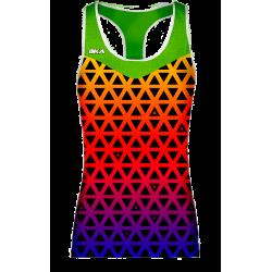 Camiseta Triangulos