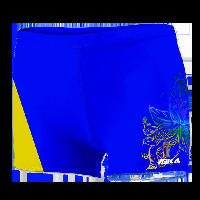 pantalon blossom azul