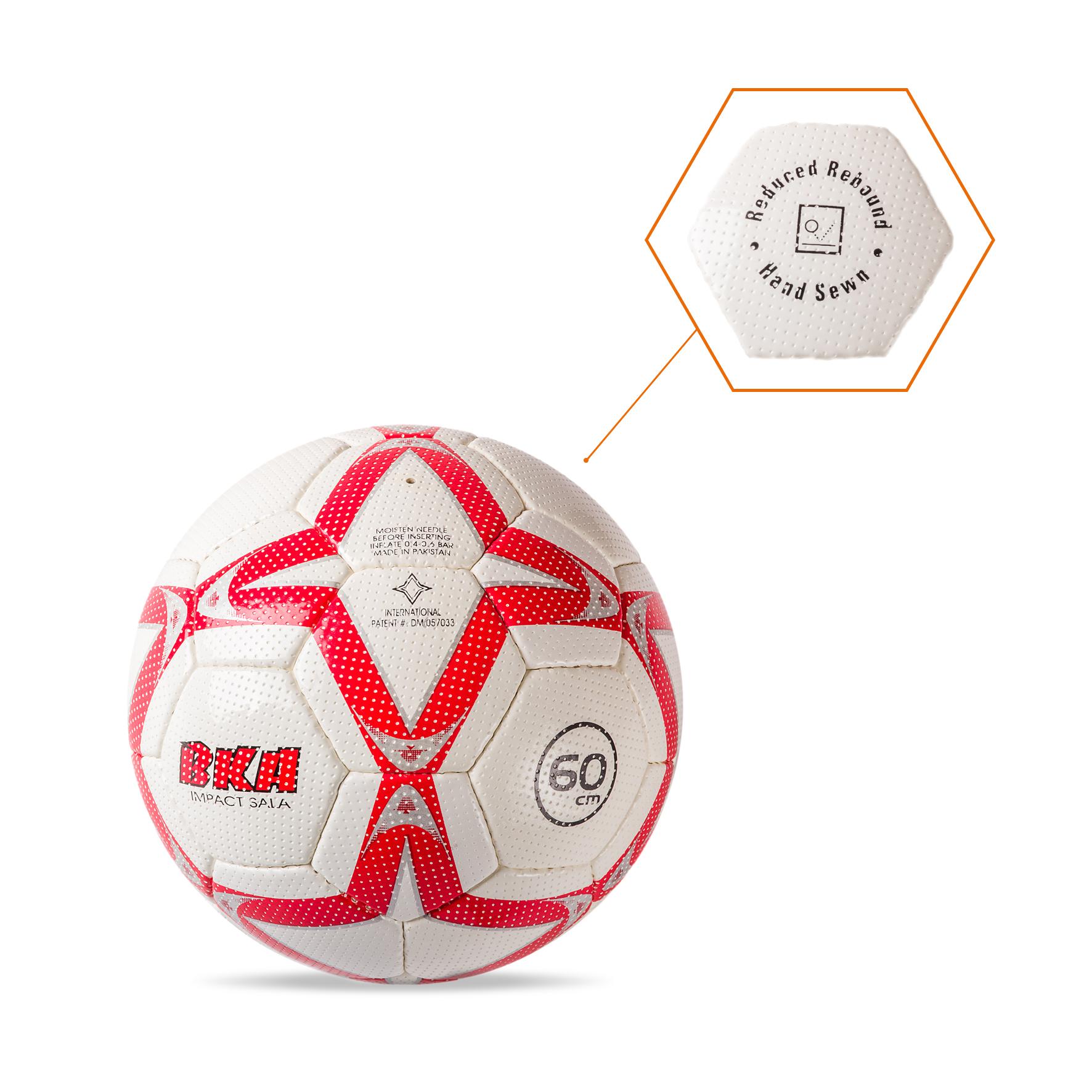 Balón Blanco-Rojo