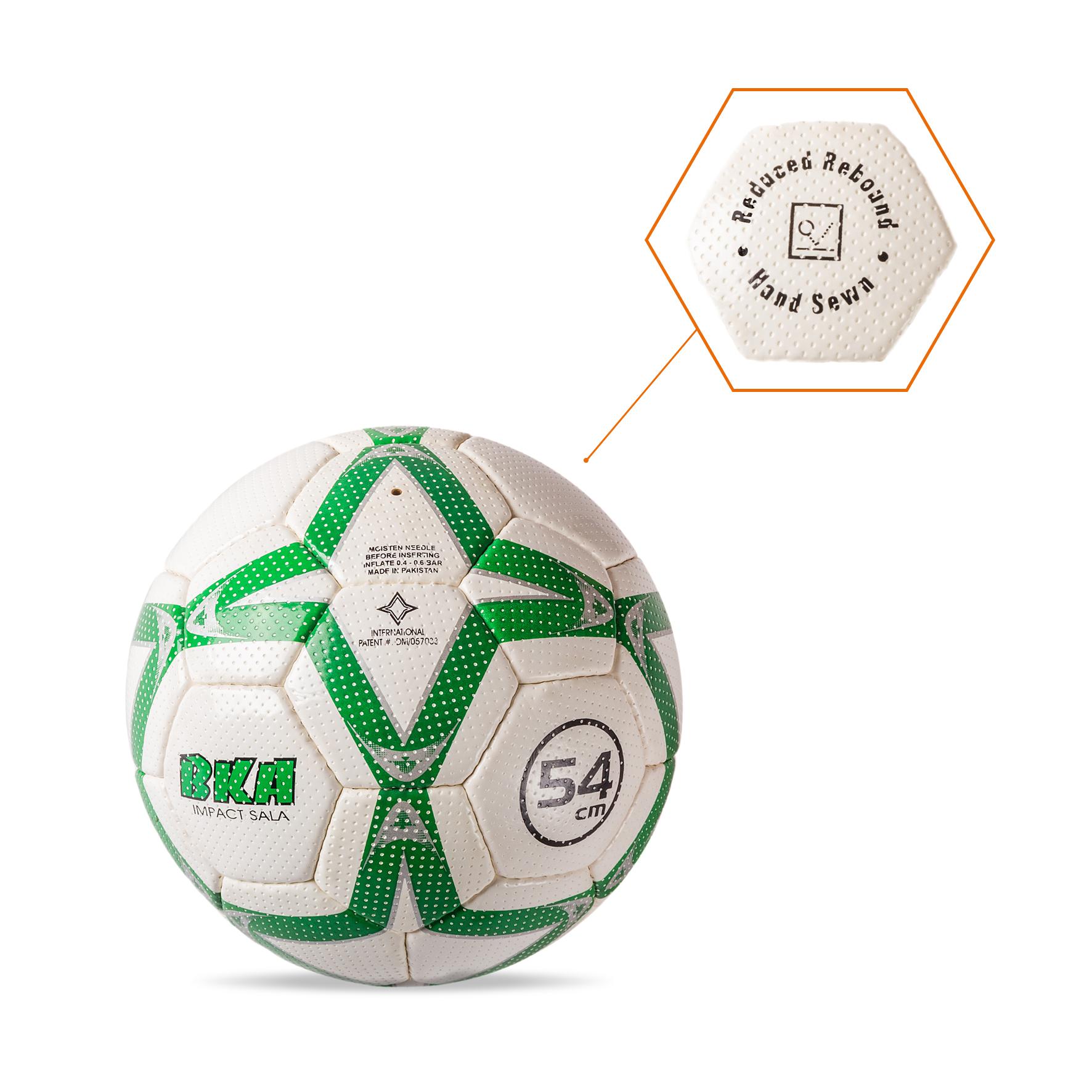 Balón Blanco-Verde