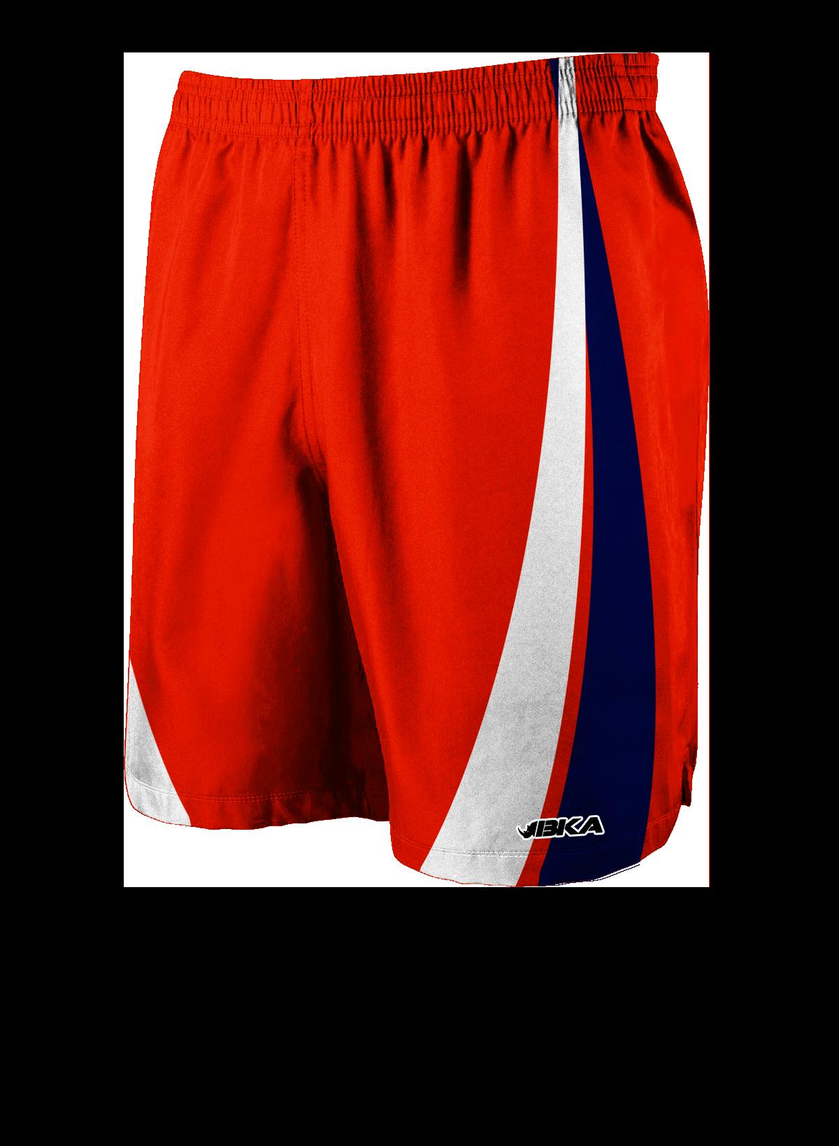 pantalon line rojo