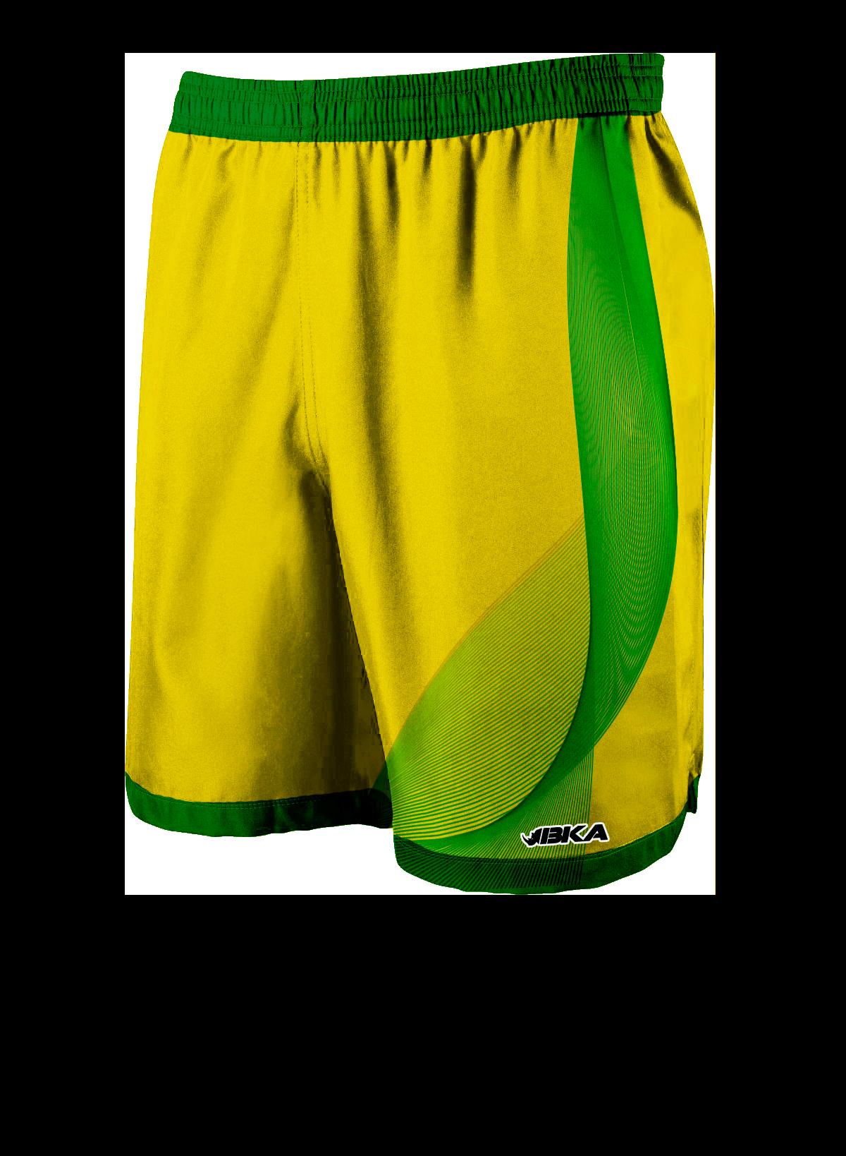 pantalon lazo amarillo